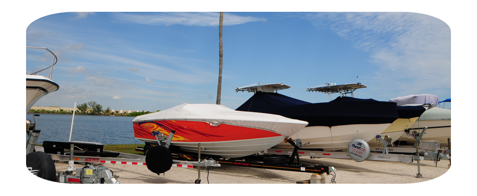 CRYSTAL LAKE BOAT AND RV STORAGE POMPANO BEACH, FL.   Outdoor Boat Storage  And RV Storage
